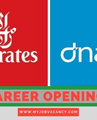 Emirates Group Job Vacancies