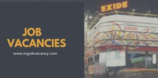 Exide Latest Job Openings