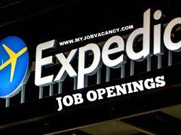 Expedia Latest Job Vacancies