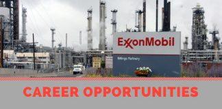 Exxonmobil Latest Job Vacancies