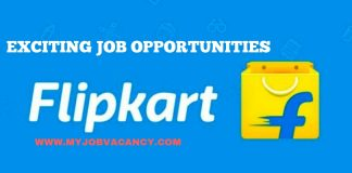 Flipkart Job Vacancies