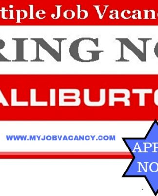Halliburton Job Vacancies