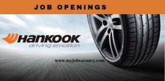 Hankook Tire Job Openings