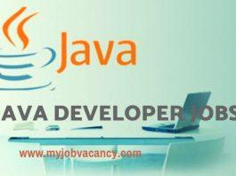 Java Developer job openings