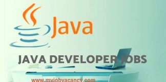 Java Developer job openings