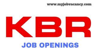 KBR Latest Job Vacancies
