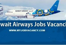 Kuwait Airways Job Vacancies