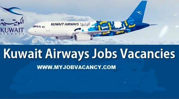 Kuwait Airways Job Vacancies