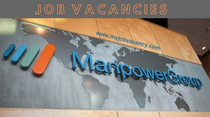 Manpower Group Job Vacancies