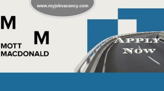 Mott MacDonald Job Vacancies