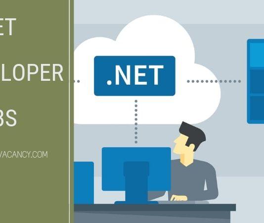 .Net Developer job vacancies