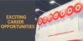 Ooredoo Latest Job Vacancies