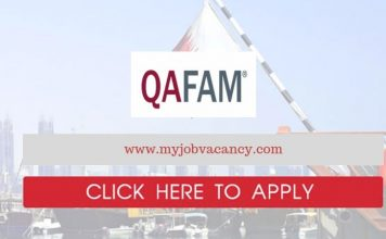 Qafam Latest Job Vacancies