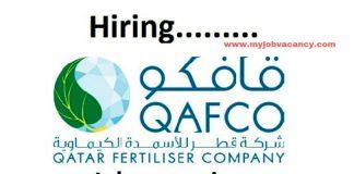 Qatar Fertiliser Company Jobs