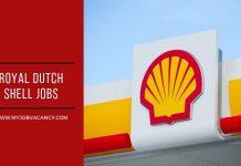 Royal Dutch Shell Jobs