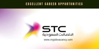 Saudi Telecom Job Vacancies