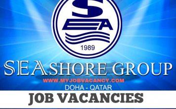 Seashore Job Vacancies