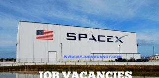 Spacex Job Vacancies
