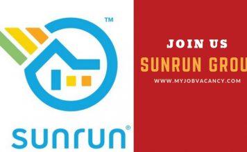 Sunrun Latest Job Openings