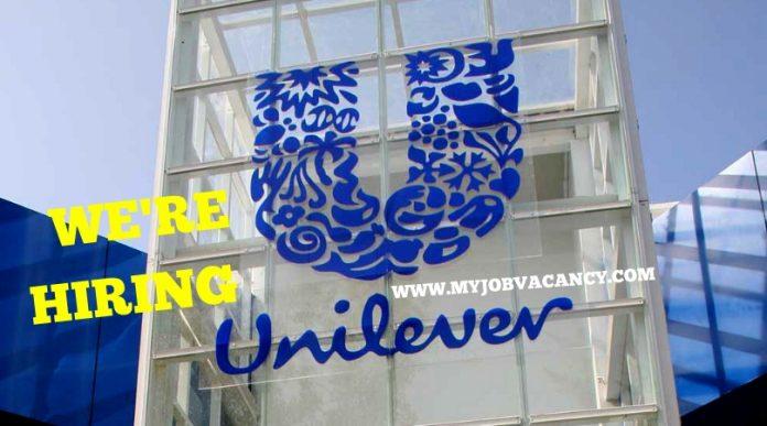 Latest Unilever Jobs