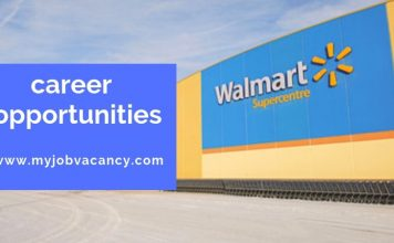 Walmart Group Job Vacancies