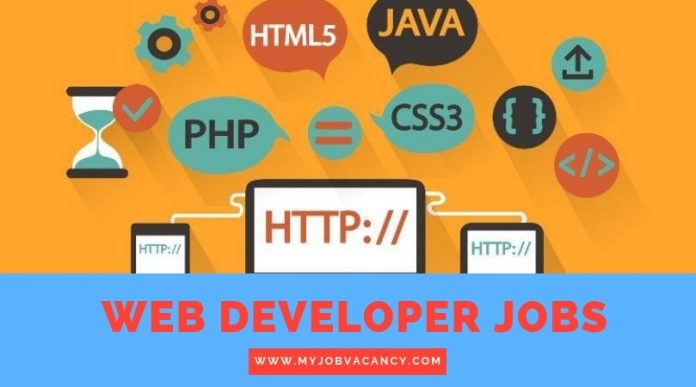 Web Developer Job Vacancies