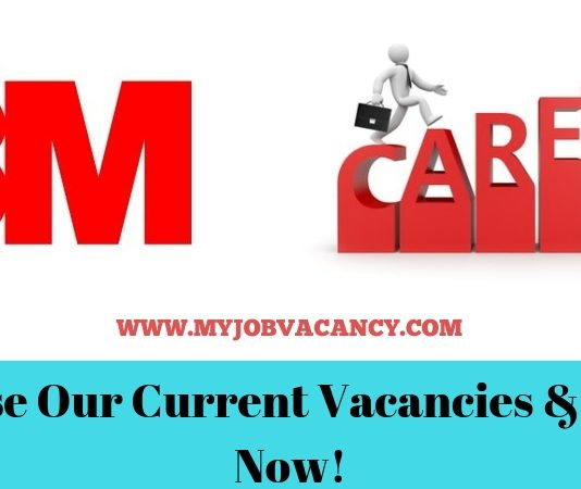 3M Gulf Job Vacancies