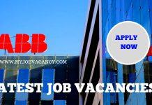 Latest ABB Group Jobs