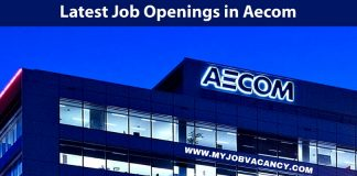 Latest Aecom Jobs