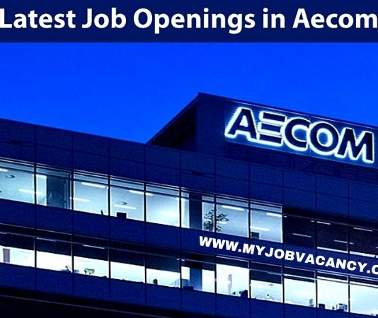 Aecom Gulf Job Vacancy - Get Aecom Gulf Job Vacancy here!
