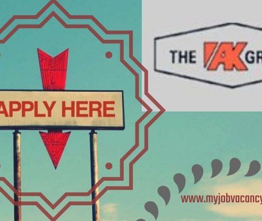 AK Group Job Vacancies