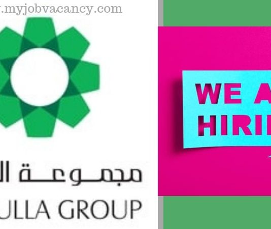 Al Mulla Group Jobs