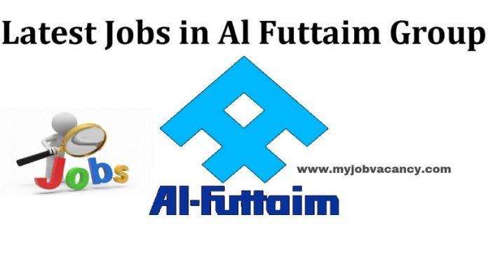 Al-Futtaim Job Vacancies