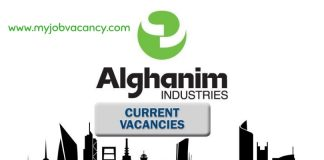 Alghanim Industries Job vacancies