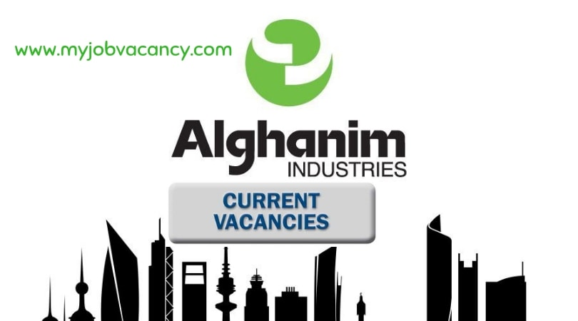 Alghanim Industries Job Vacancies - Get Latest Job Vacancies Now!