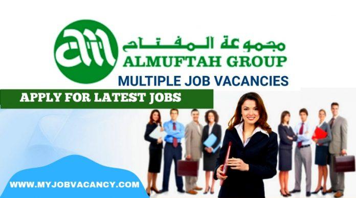 Almuftah Qatar Jobs