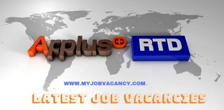 Applus Job vacancies