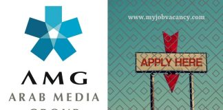 Arab Media Group Jobs