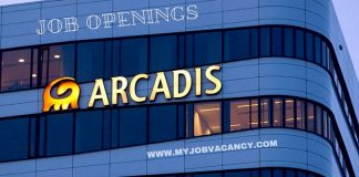 Arcadis Latest Job Vacancies