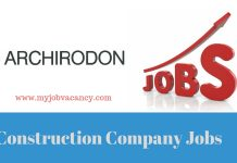 Archirodon Latest Job Openings