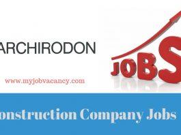 Archirodon Latest Job Openings