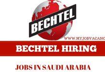 Bechtel Gulf Job Vacancies
