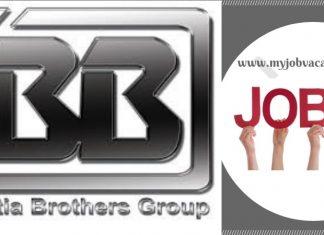 Bhatia Brothers Group Jobs