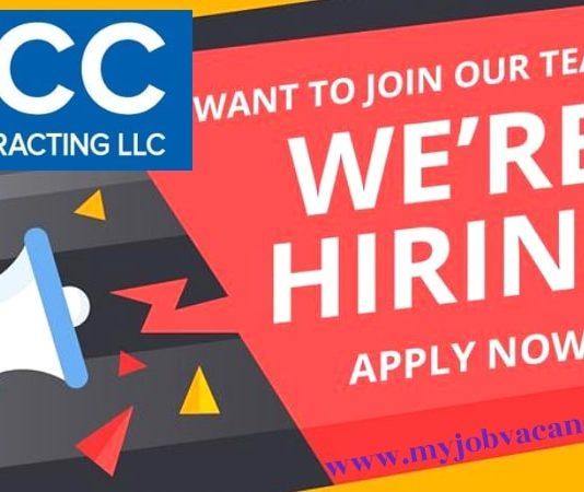 BIC Contracting Job Vacancies