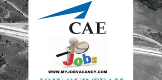 CAE Latest Job Vacancies