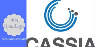 Cassia Latest Job Vacancies