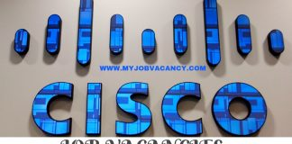 Cisco Systems Job Vacancies