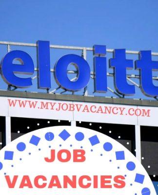 Deloitte Middle East Jobs