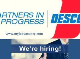 Descon Latest Job Opportunities