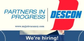 Descon Latest Job Opportunities